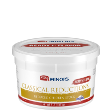 3 lb Tub of Minor's Reduced Chicken Stock