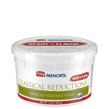 3 lb Tub of Minor's Reduced Vegetable Stock