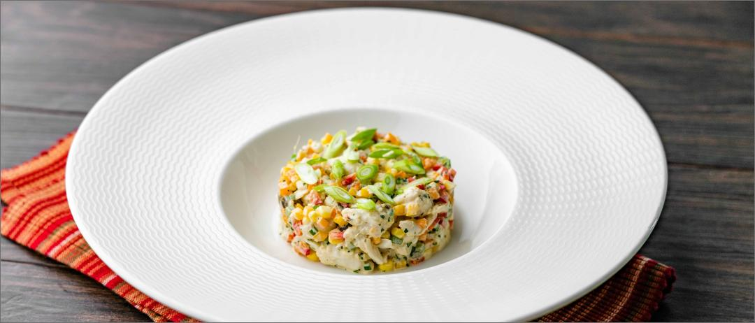 Crab and Corn Salad